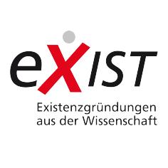 Logo von EXIST (Existenzgründung aus der Wissenschaft)